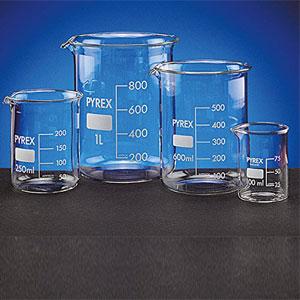 vaso medidor de cristal precio